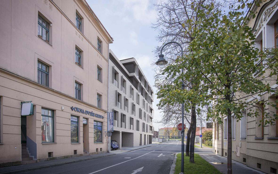 Rezidence Janáčkova