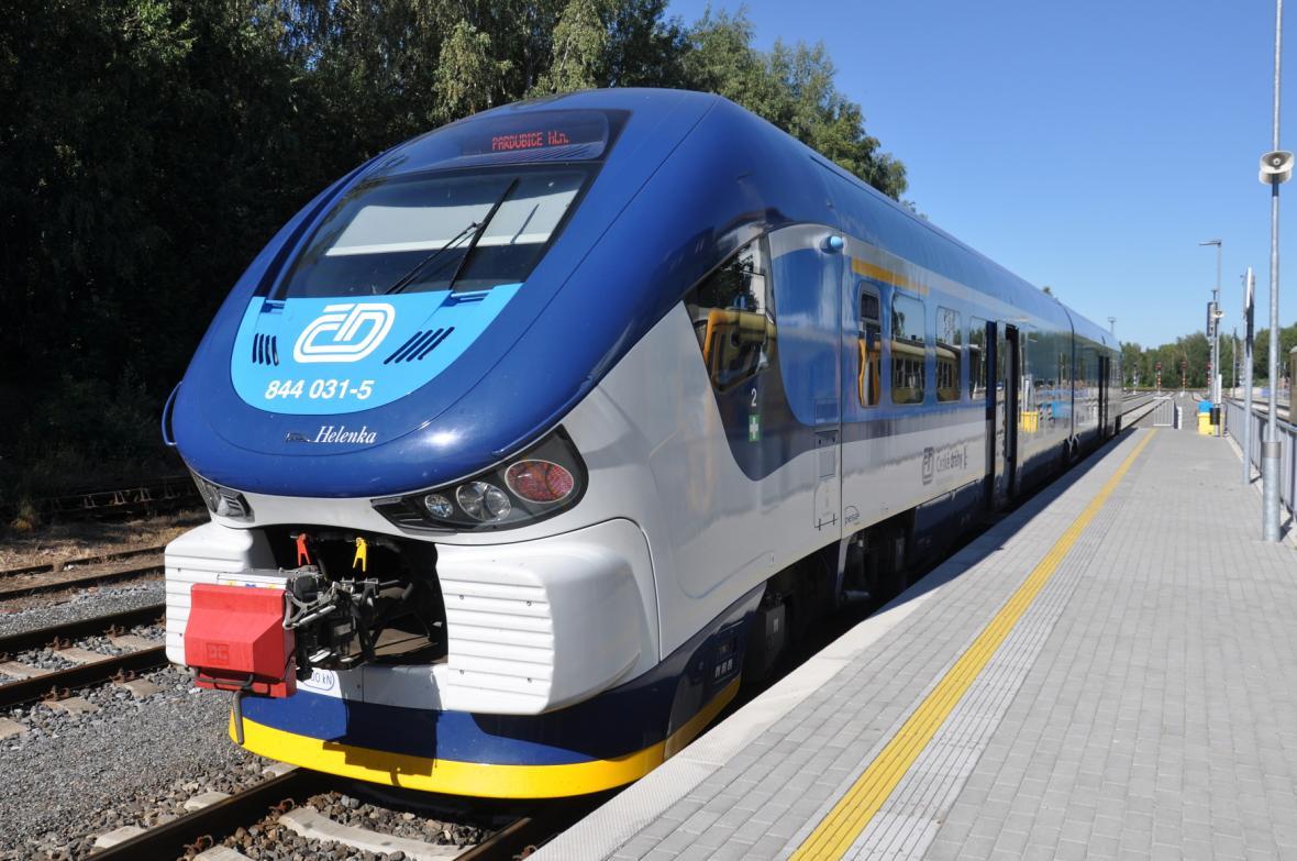 Vlak RegioShark