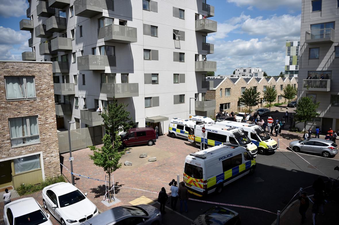 Vyšetřování útoků v Londýně