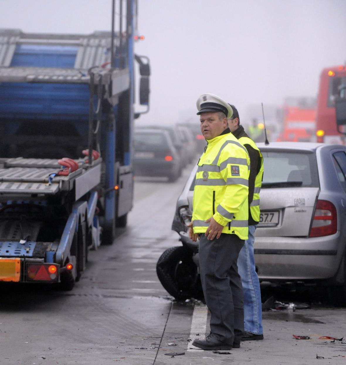 Komunikace R48 je místem častých dopravních nehod