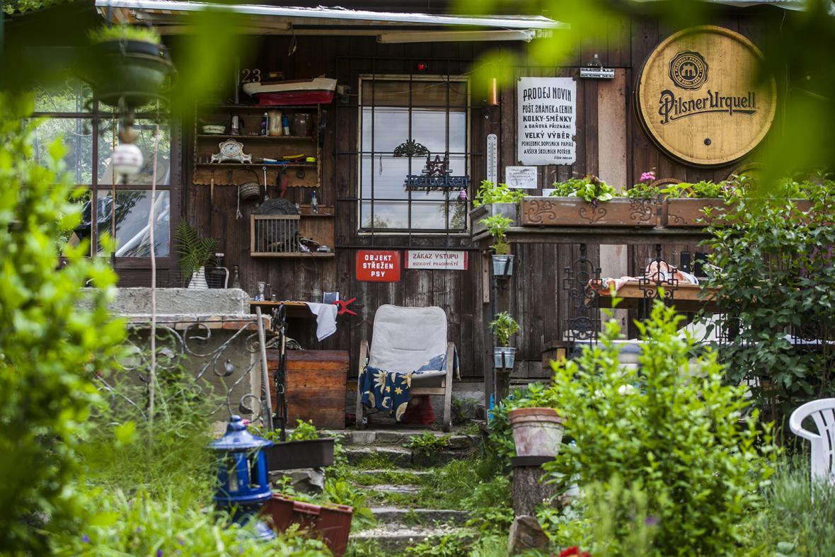 Zahrádkářská osada Ořechovka