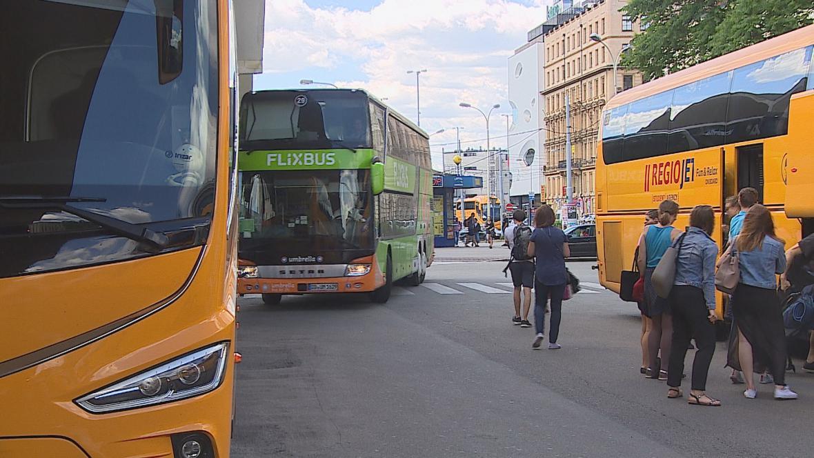 Autobusová doprava v Brně