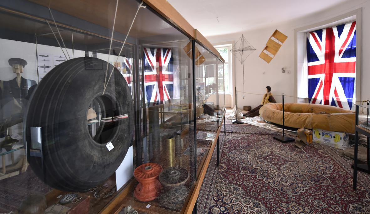 Muzeum RAF v Polici