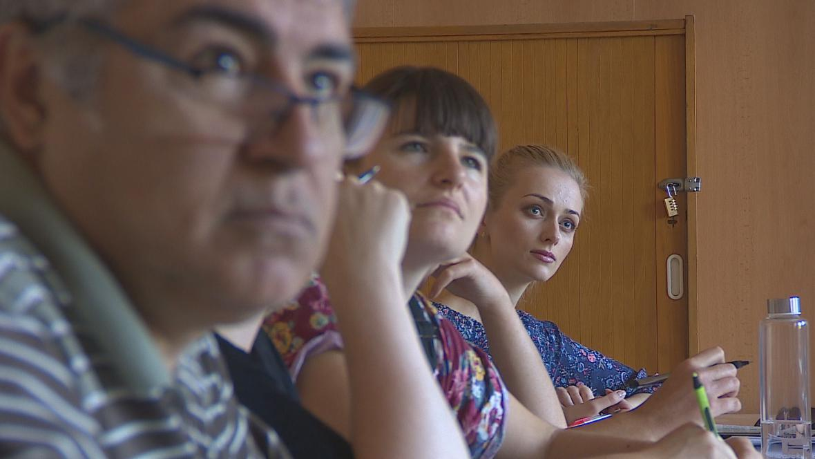 Jihomoravský kraj pořádá kurzy pro cizince