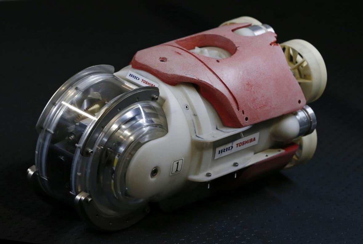 Robot pro Fukušimu