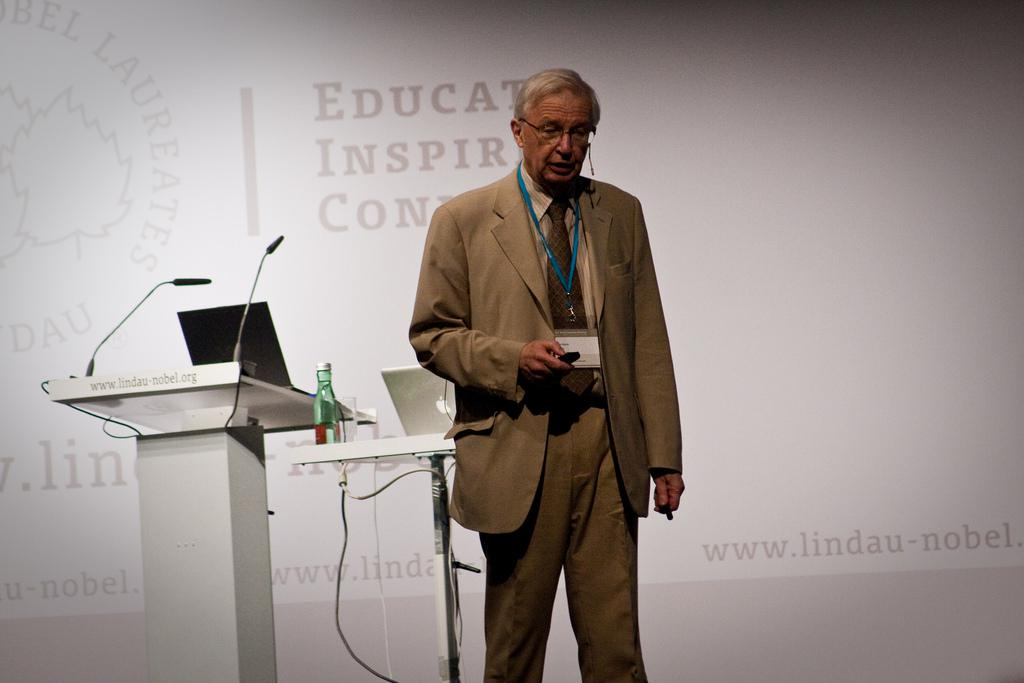 Profesor Jean-Marie Lehn