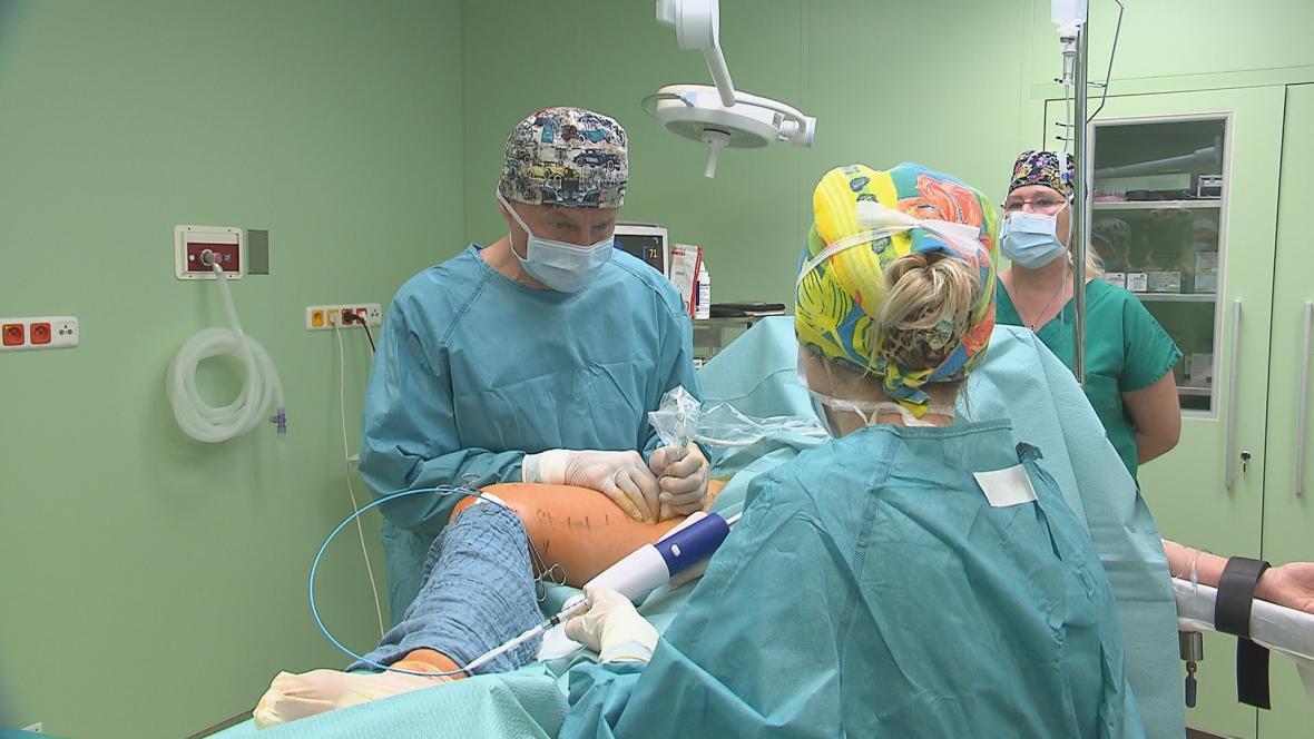 Operace křečových žil