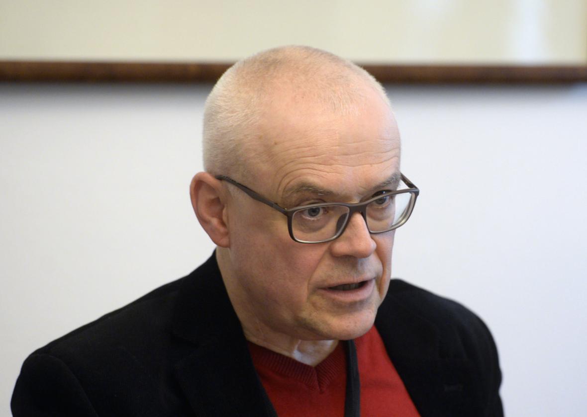 Vladimír Špidla, ředitel odboru poradců předsedy vlády