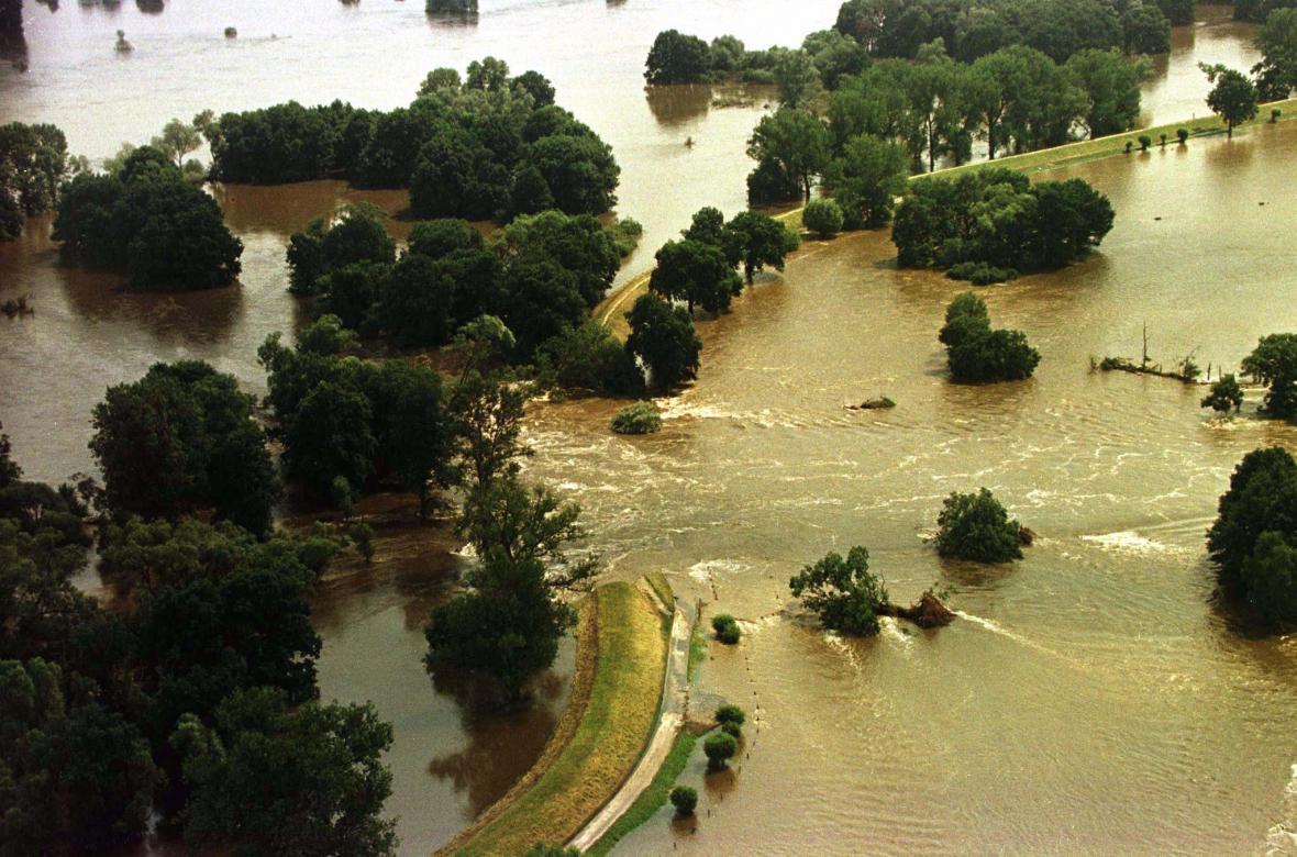 Povodně 1997