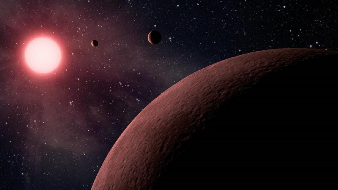 Exoplanety