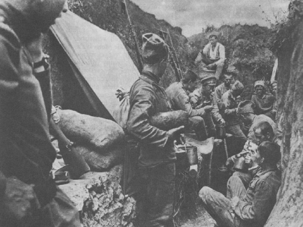 100 let od bitvy u Zborova