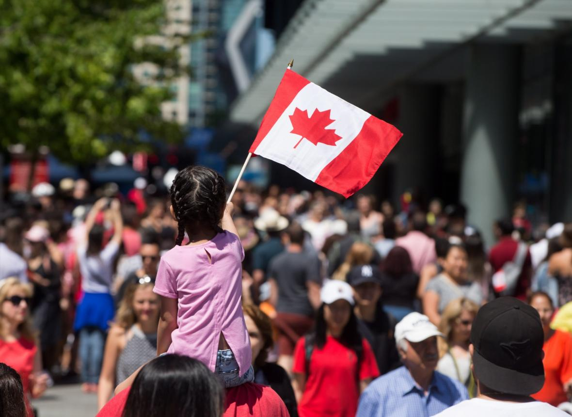 Kanada existuje už 150 let