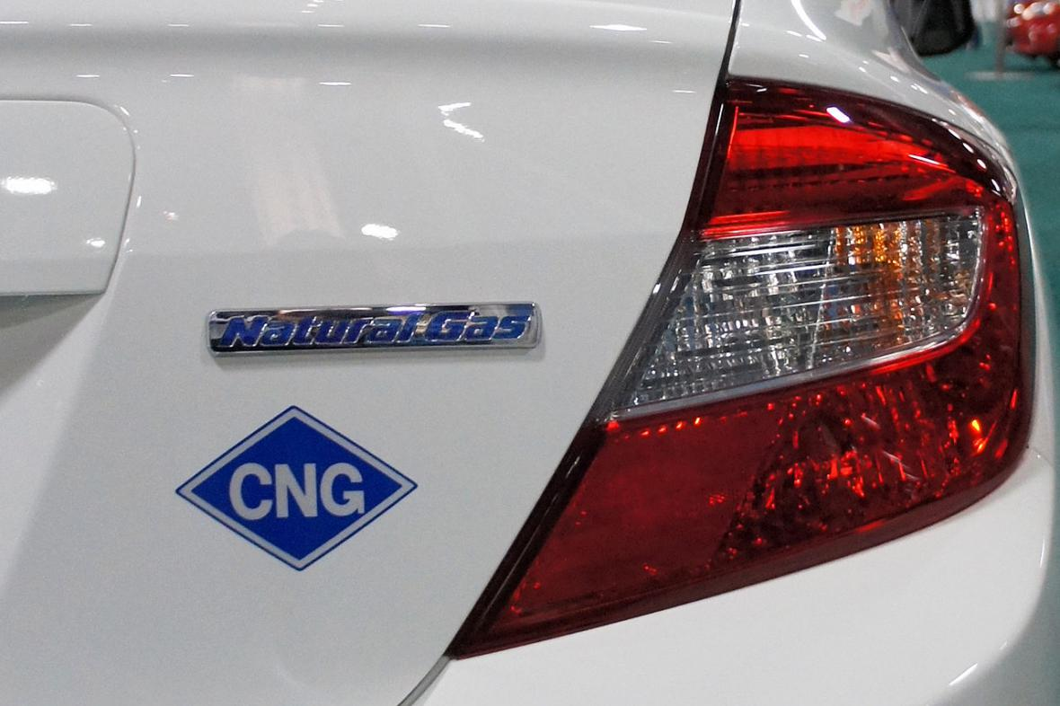 Auto na CNG