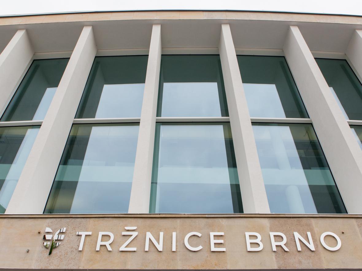 Otevření nové tržnice v Brně