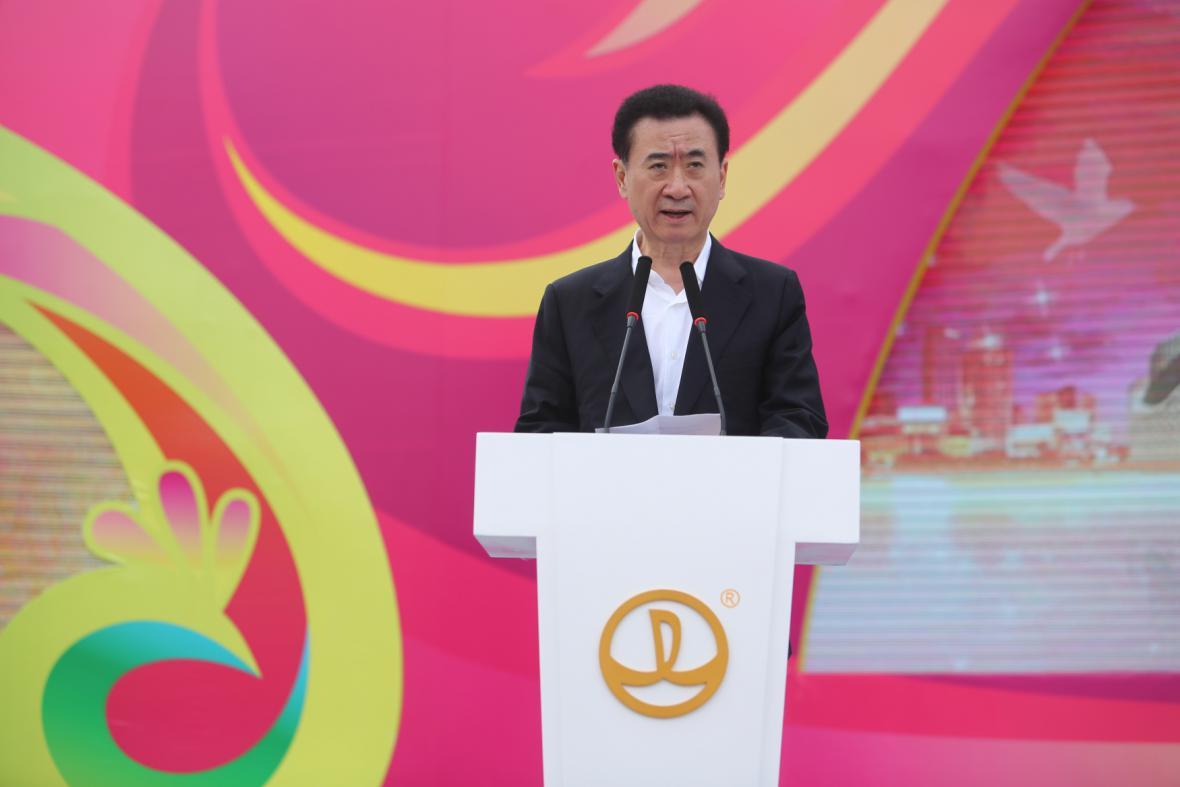 Wang Jianlin je podle časopisu Forbes nejbohatším Číňanem.