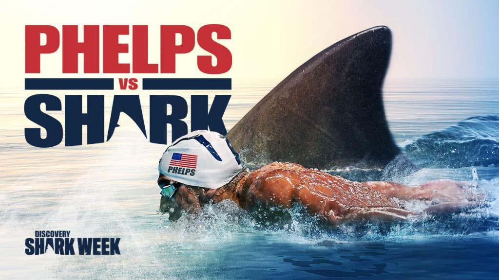 Phelps proti žralokovi