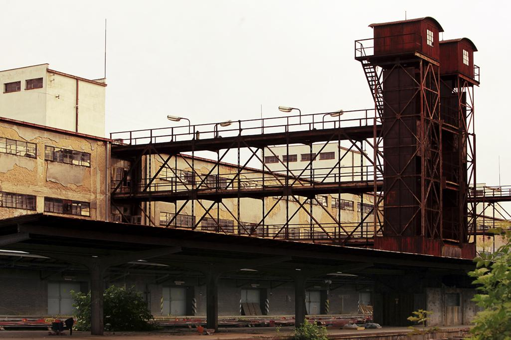 Nákladové nádraží Žižkov