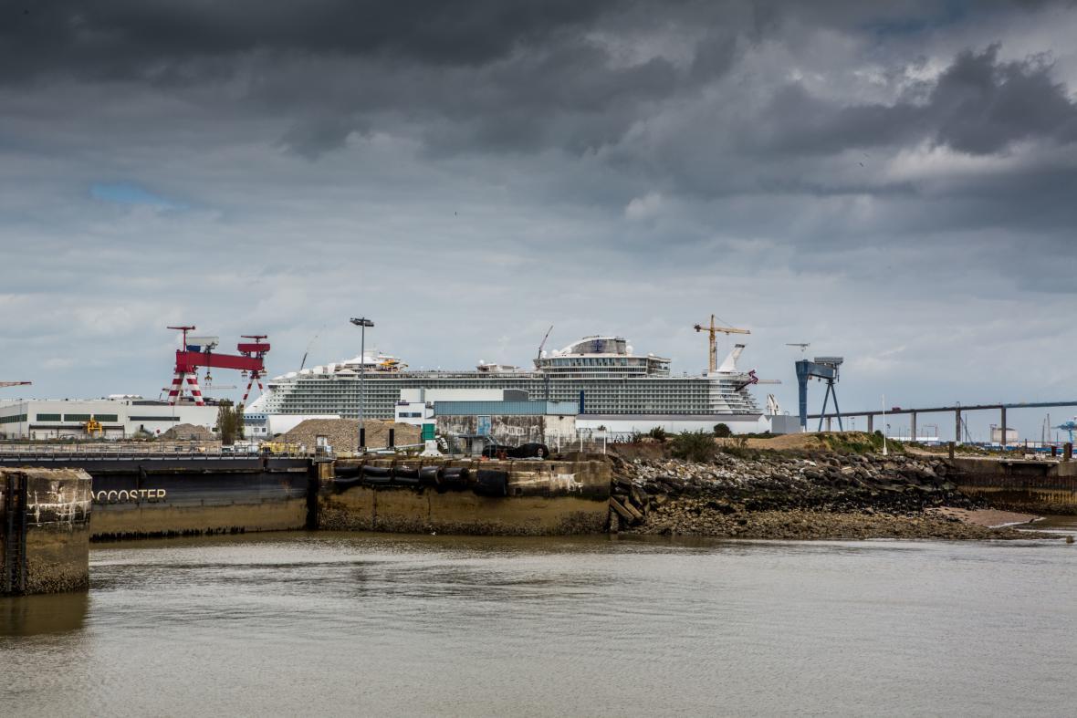 Loděnice STX France