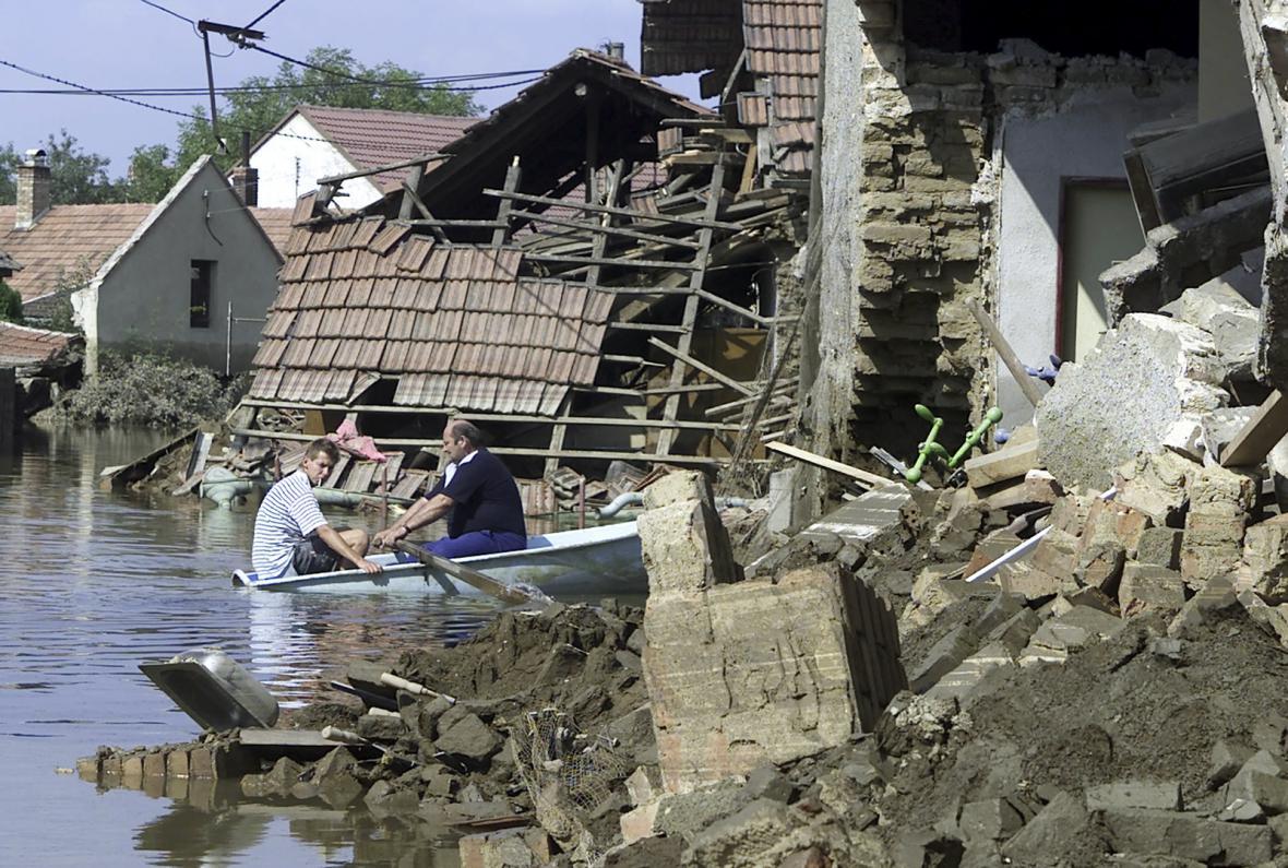 Povodně 2002 v Čechách