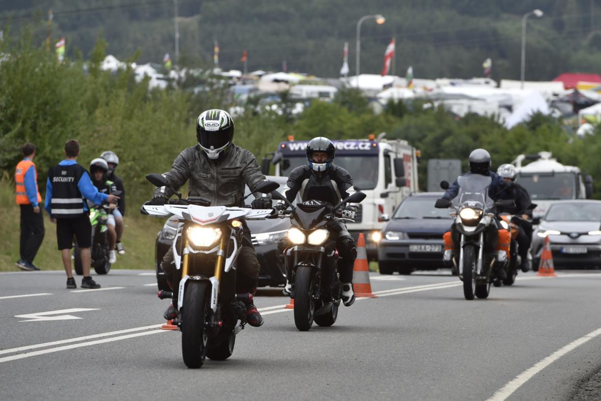 Velká cena Brna silničních motocyklů