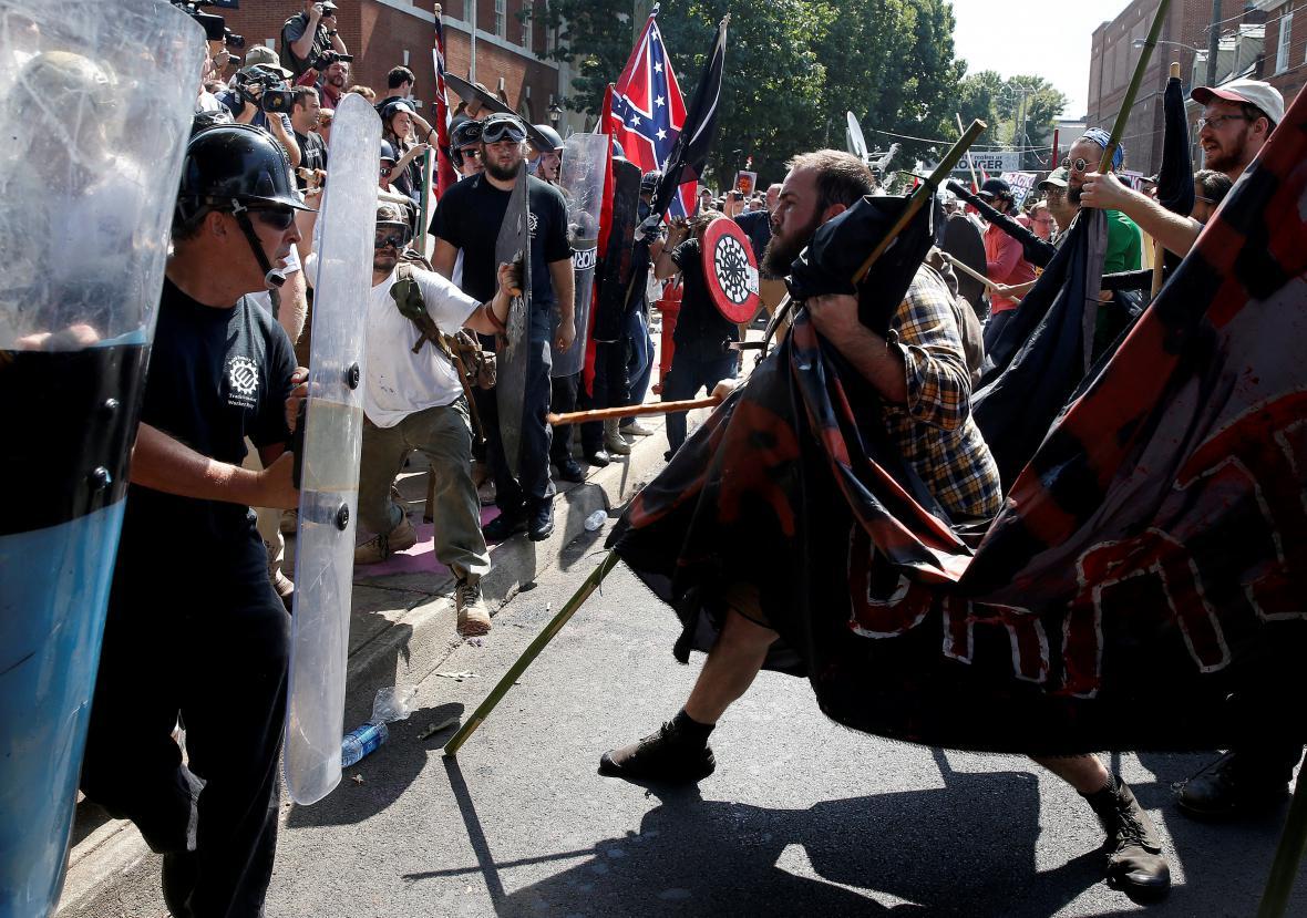 Nepokoje ve Virginii