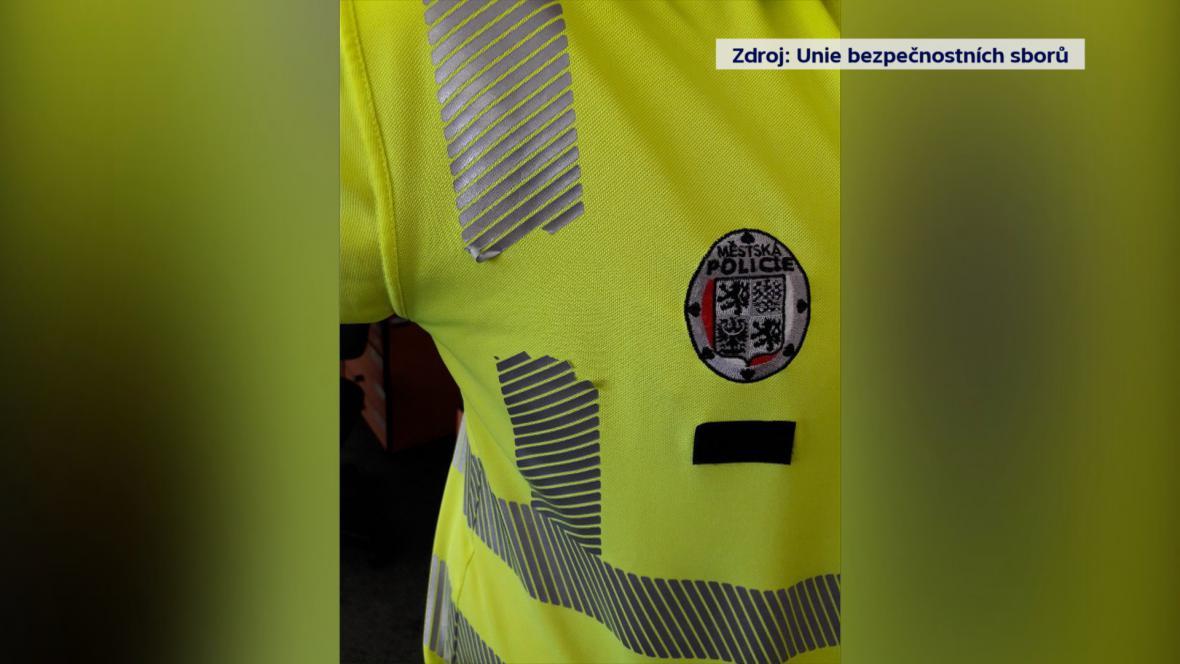 Uniformy Městské policie Praha