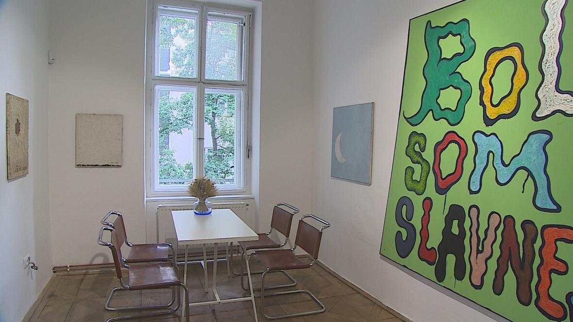 Brněnské galerie na netradičních místech