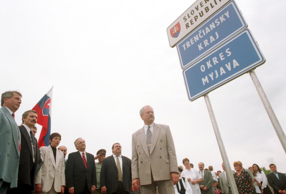 Kasárna, Sidonie, U Sabotů. Místa, kde se dělilo Československo