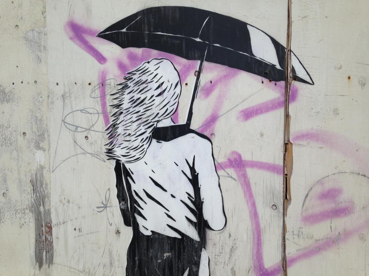 Bergen jako norská metropole street artu