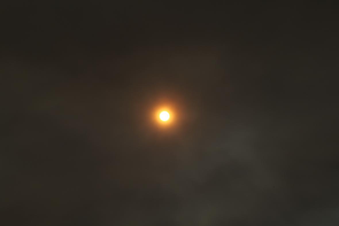 Česká výprava za focením zatmění Slunce