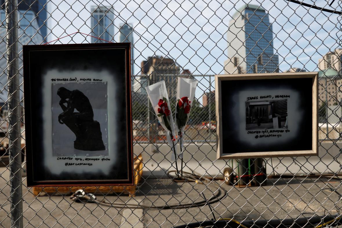 Pieta za oběti útoků z 11. září 2001