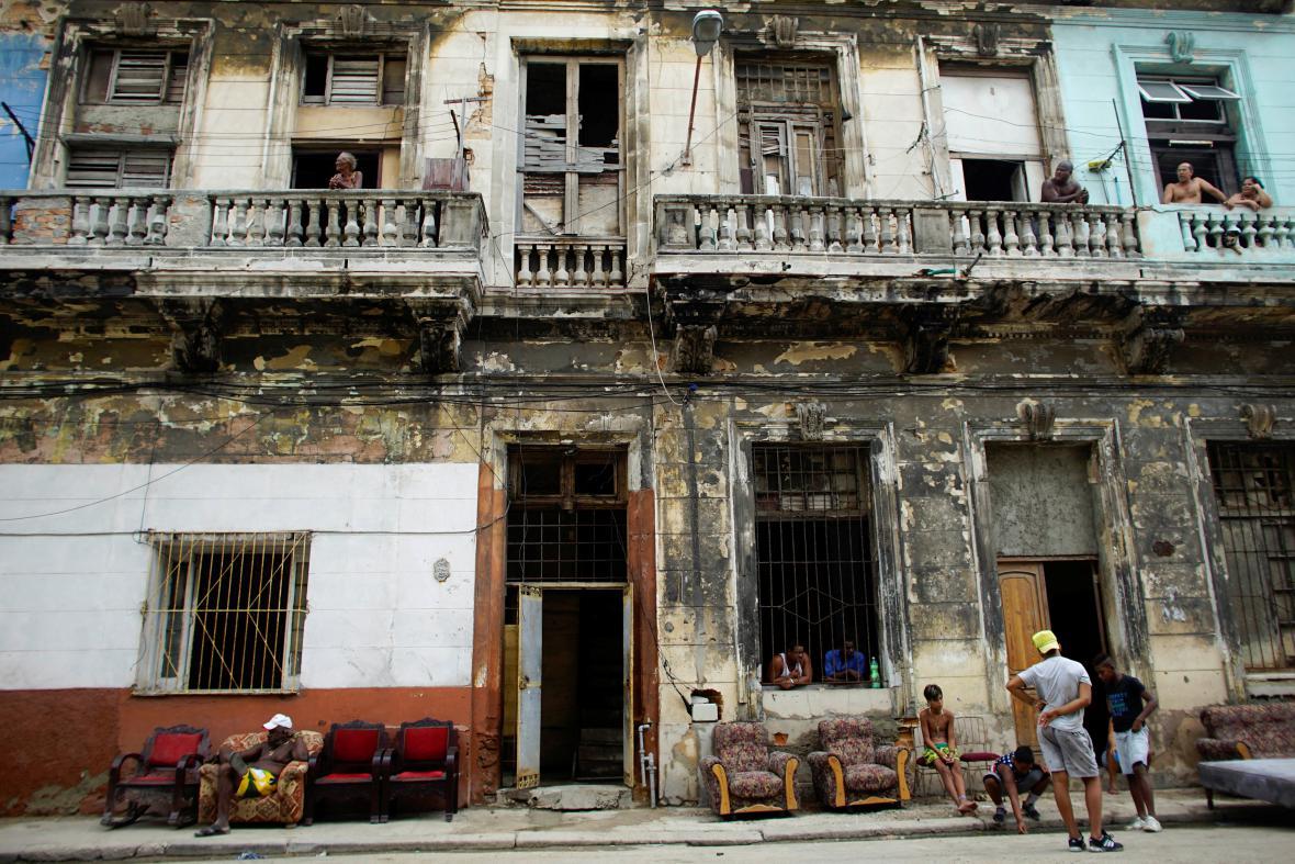 Kuba se vzpamatovává z hurikánu Irma