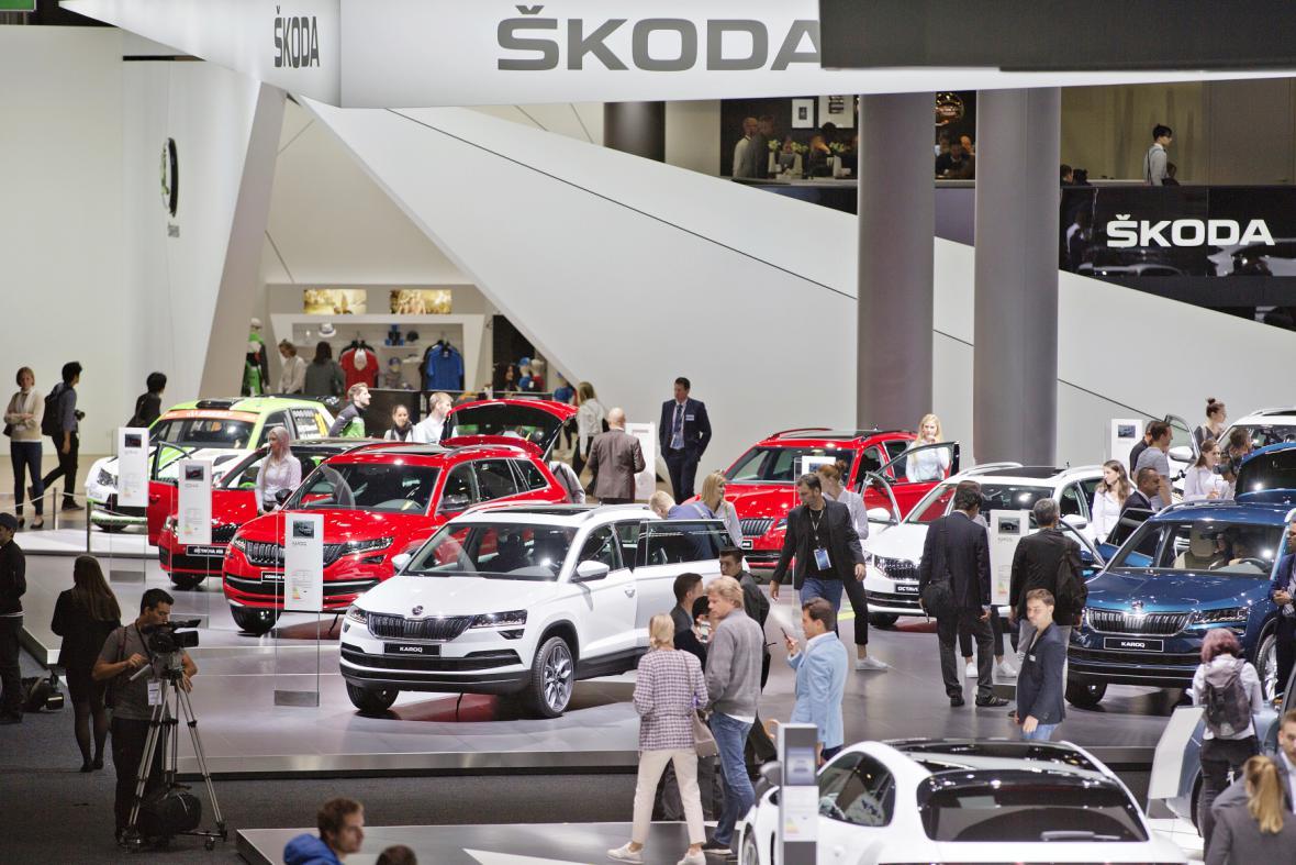 Expozice Škody Auto