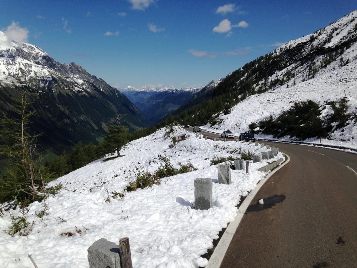 Grossglocknerská vysokohorská silnice a okolí