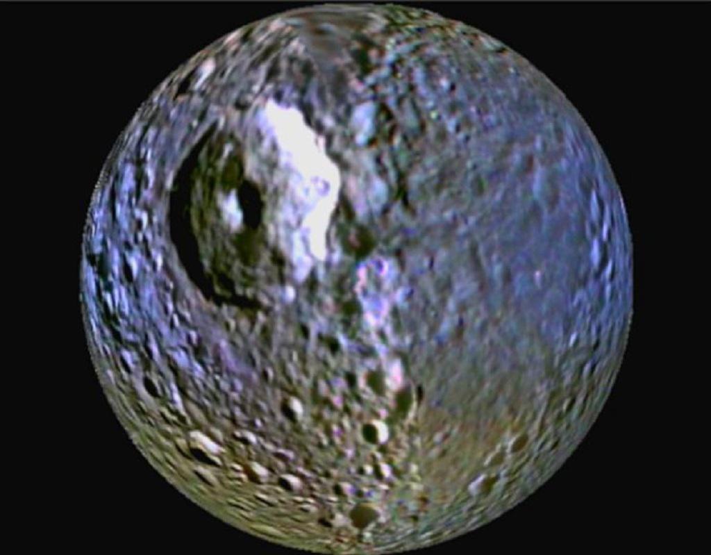 Měsíc Mimas