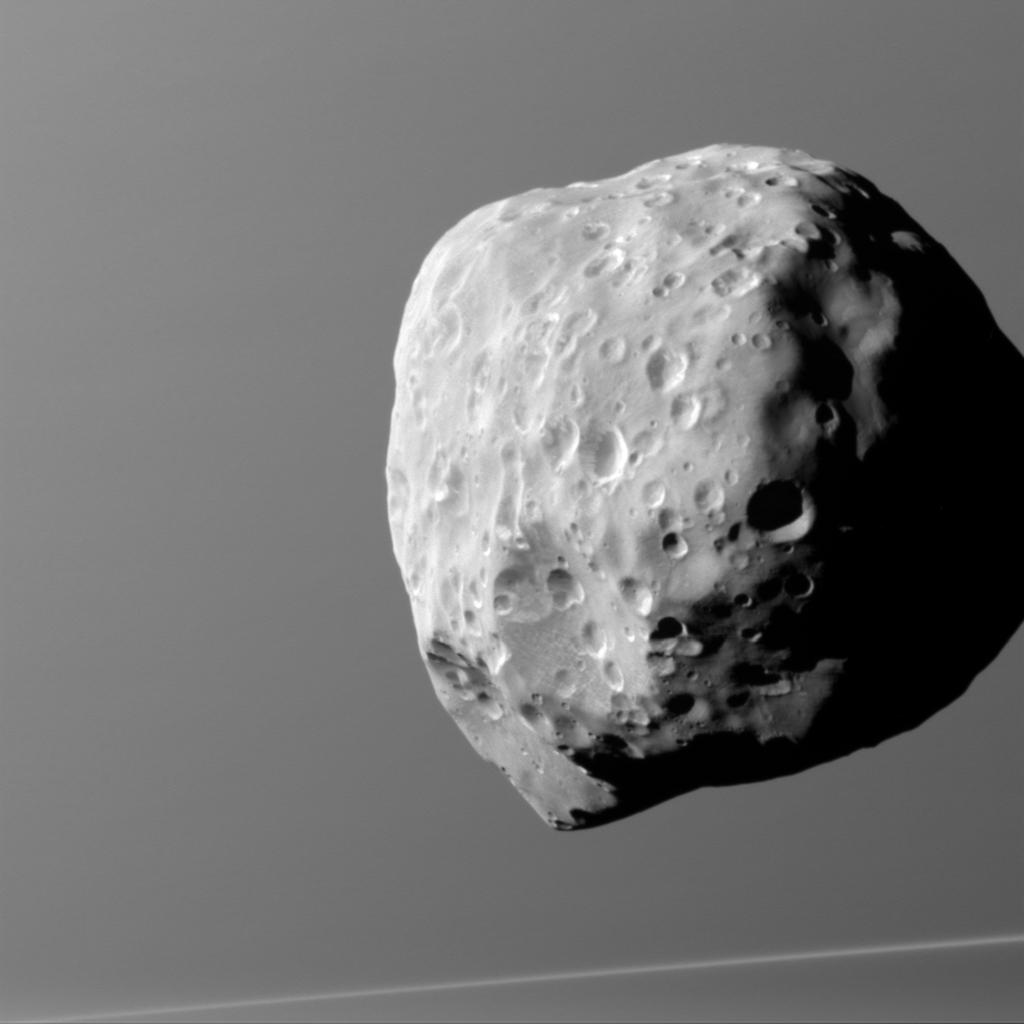 Měsíc Epimetheus