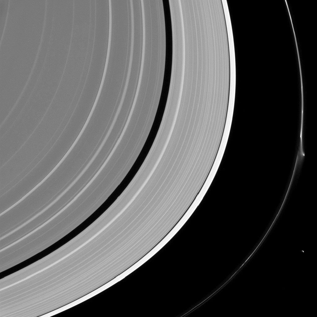 Narušení Saturnova prstence
