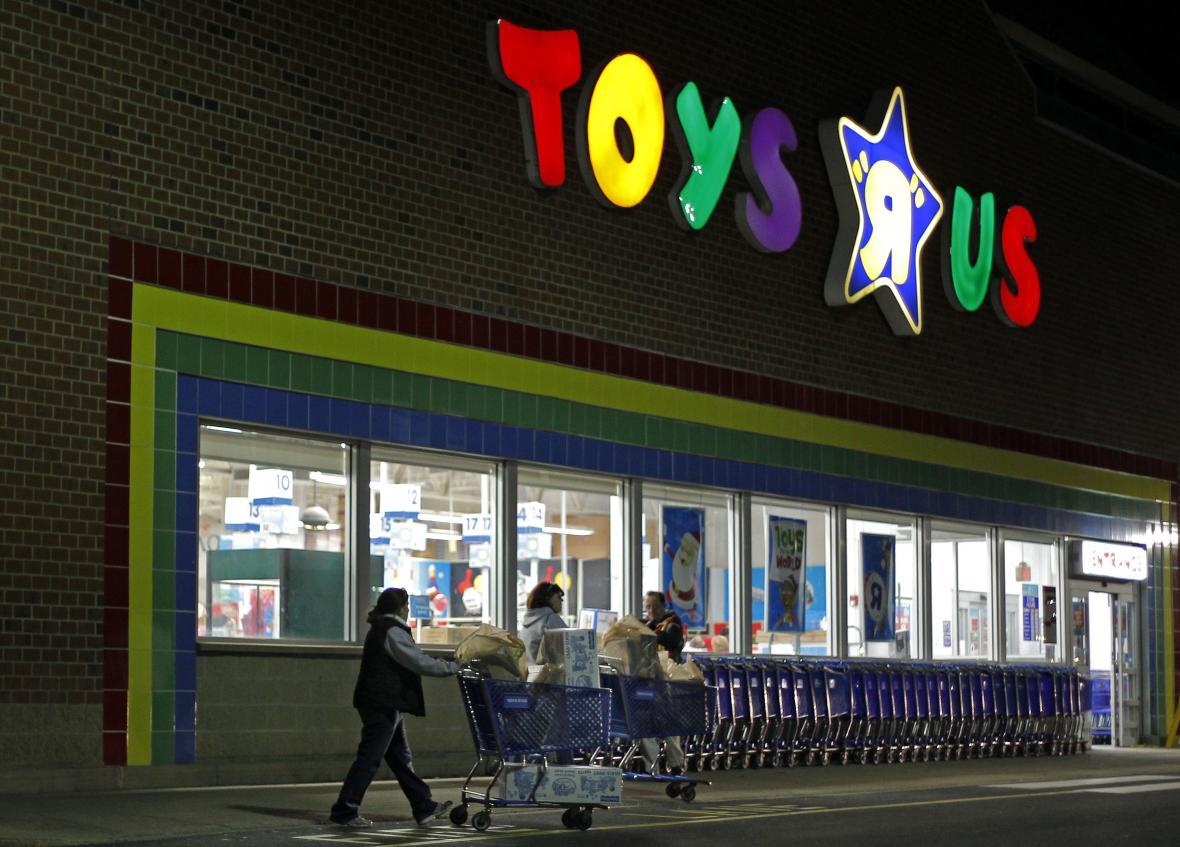 Hračkářská firma Toys