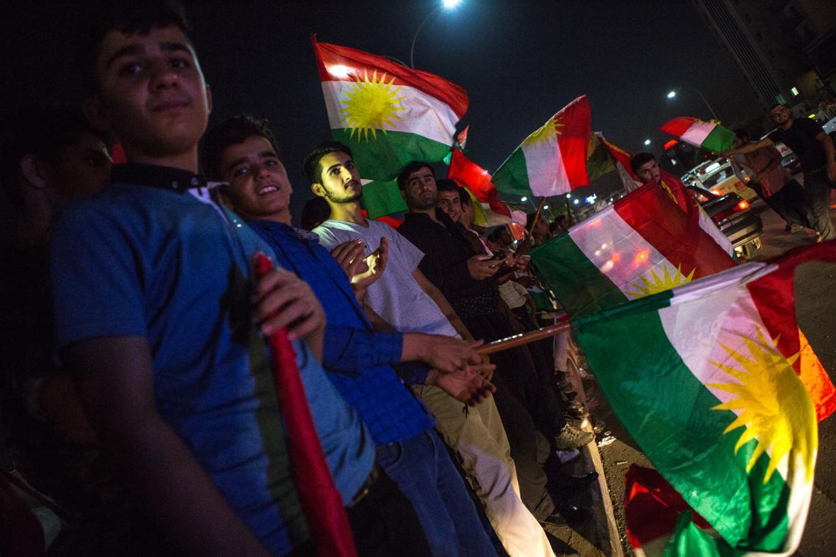 Referendum o nezávislosti Kurdů v Iráku