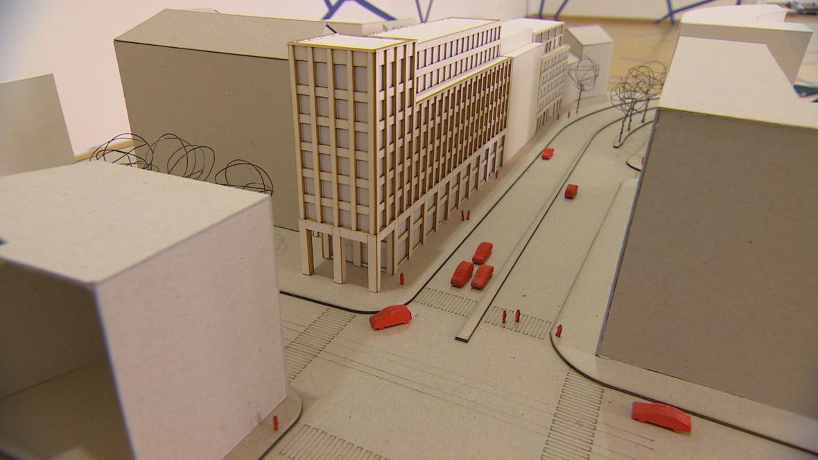 Výstava úprav městského veřejného prostoru v Brně