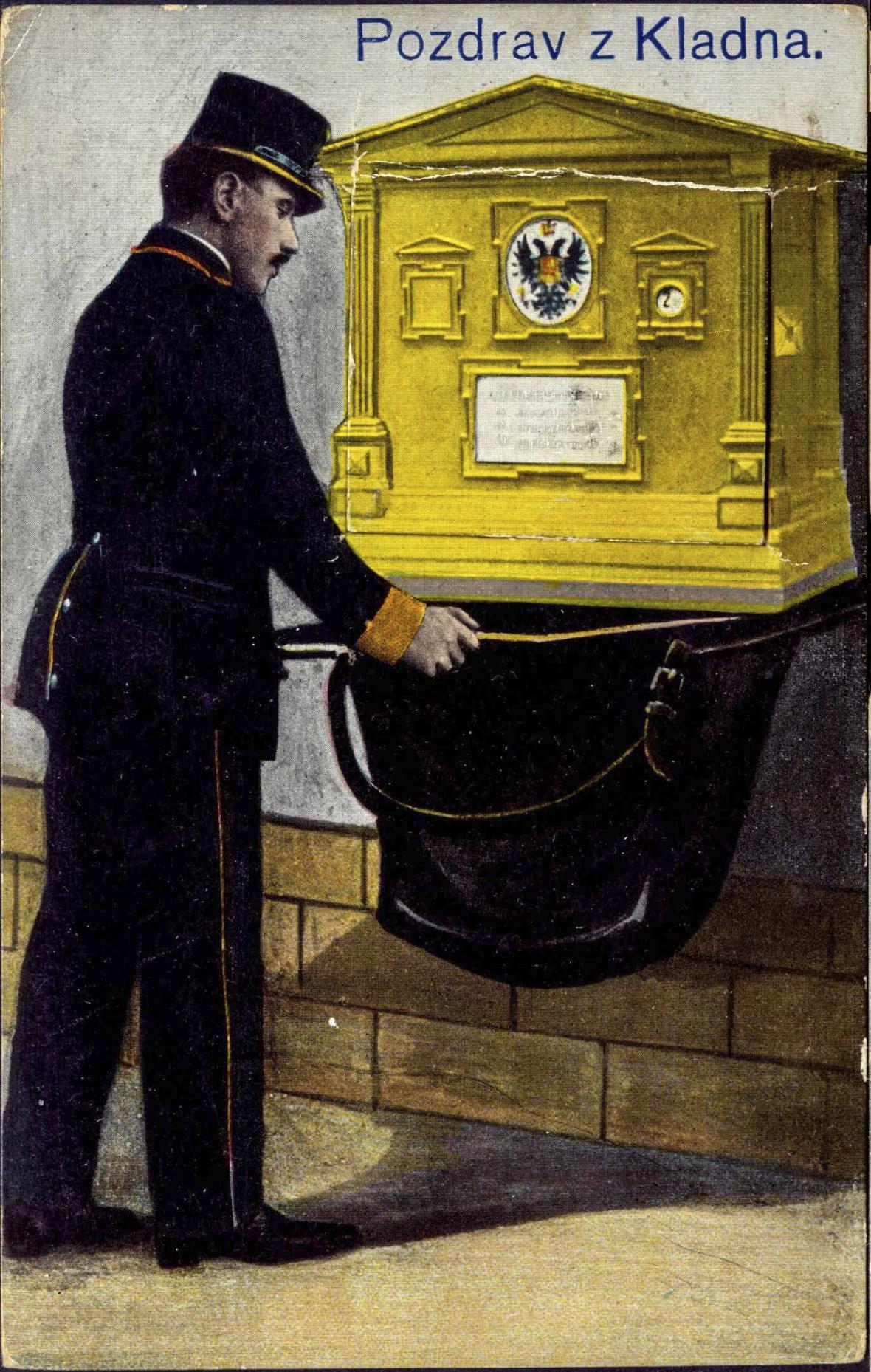 200 let poštovní schránky