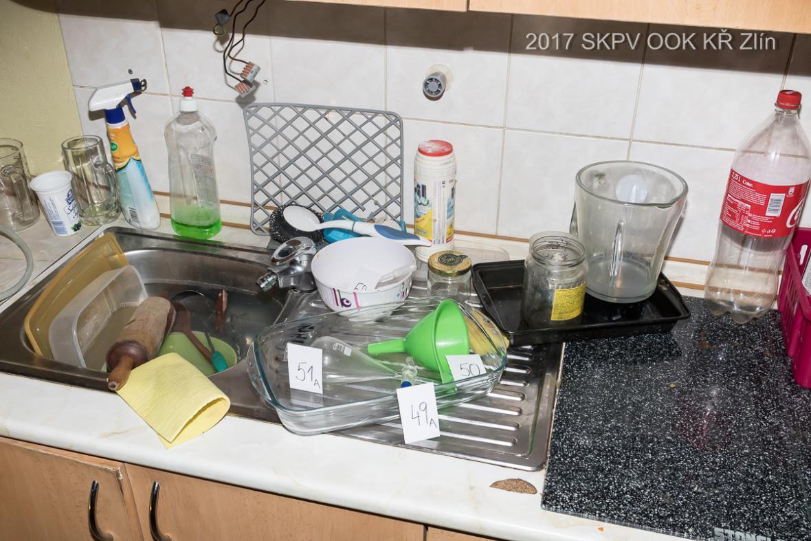 Zátah proti výrobcům pervitinu