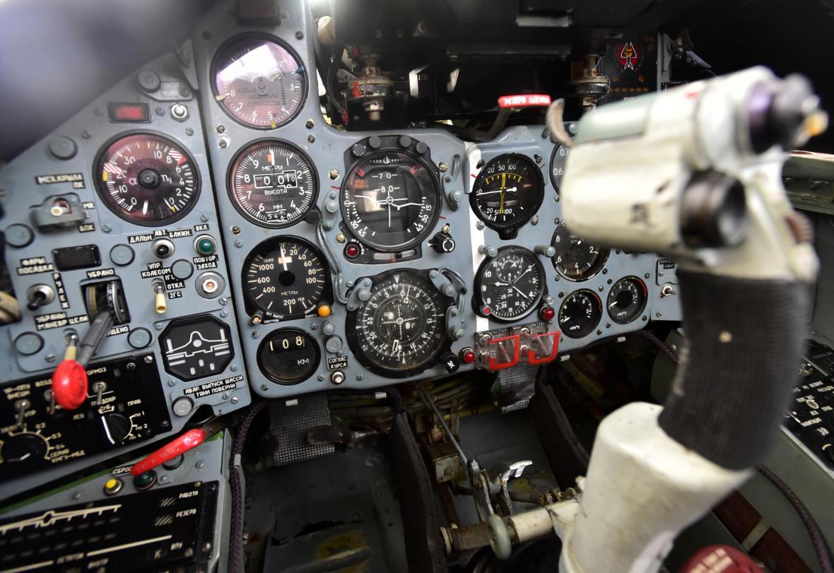 Bitevní letoun Suchoj Su-25 bude vystaven v Leteckém muzeu Kbely
