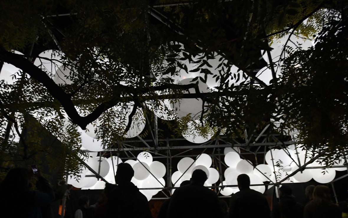 Festival Signal 2017: Zahájení (sady Svatopluka Čecha)