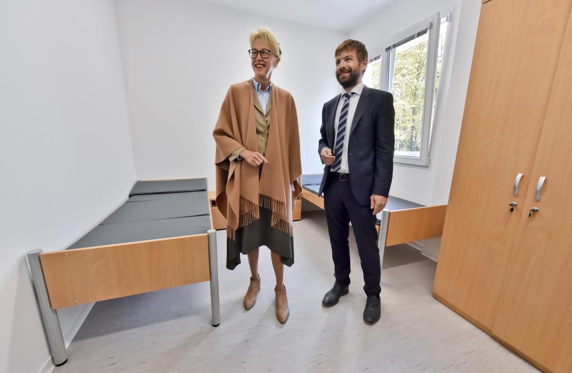 Otevřená věznice v Jiřicích na Nymbursku