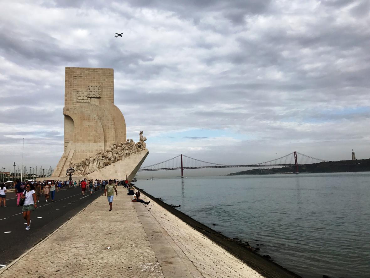 Lisabonská čtvrť Belém