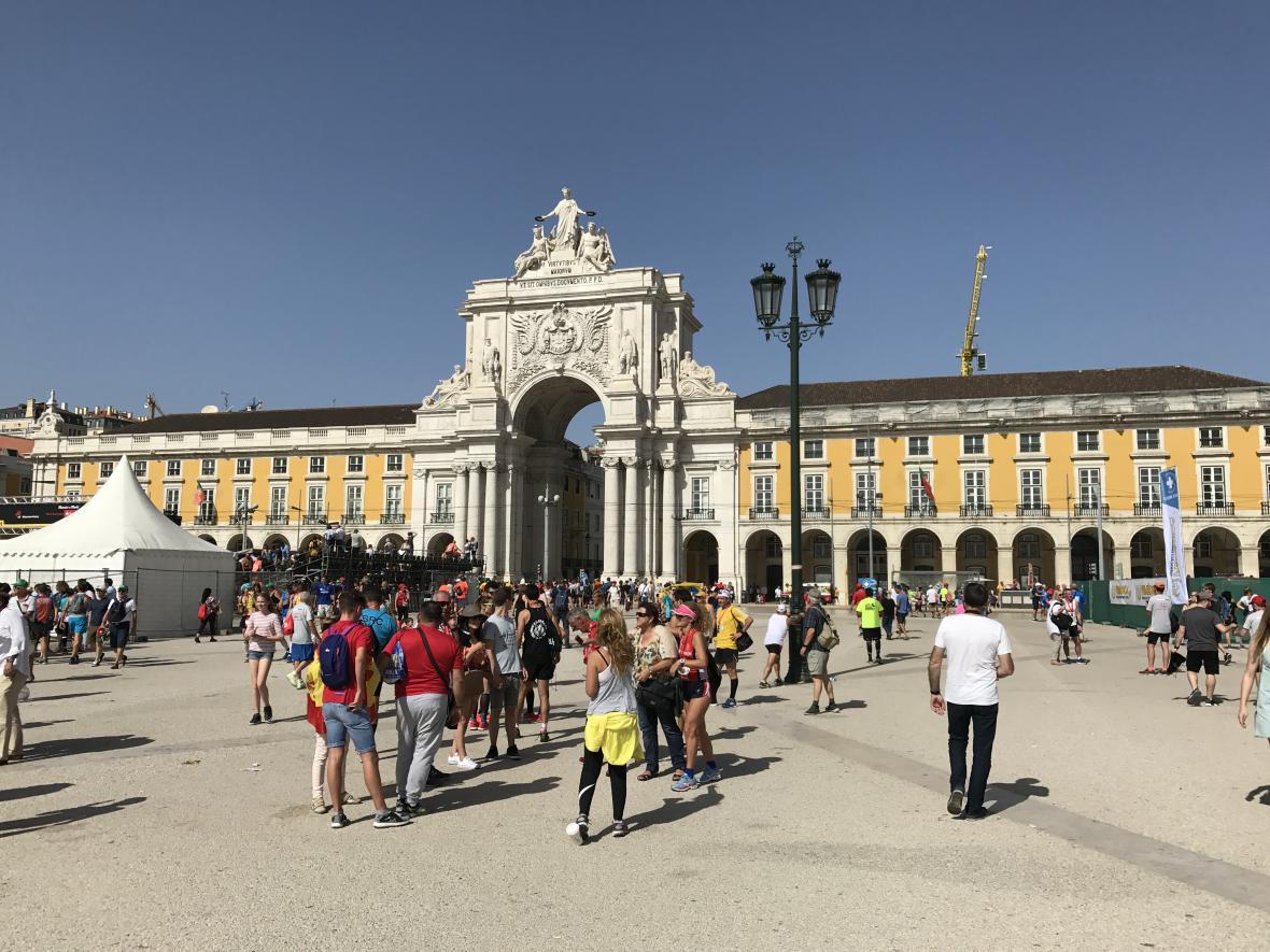 Náměstí Praça do Comércio