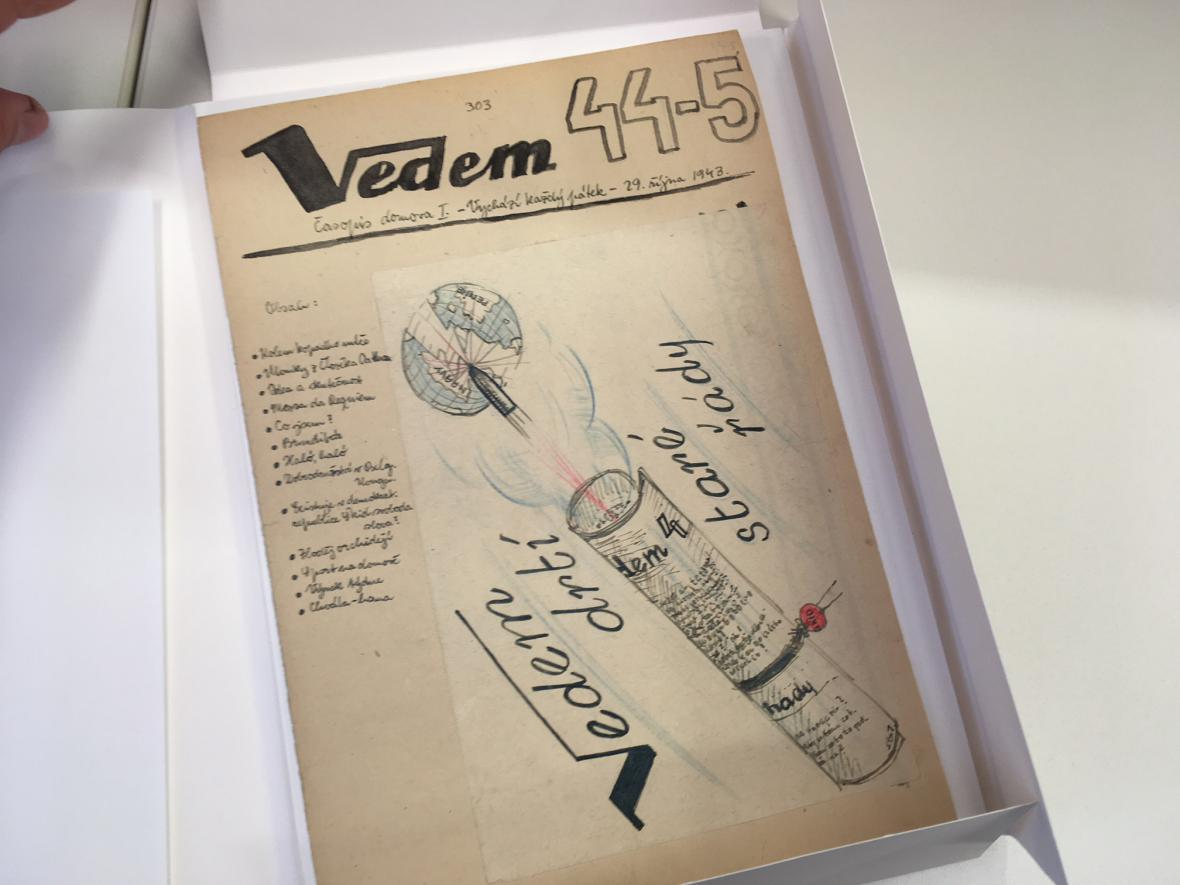 Časopis Vedem