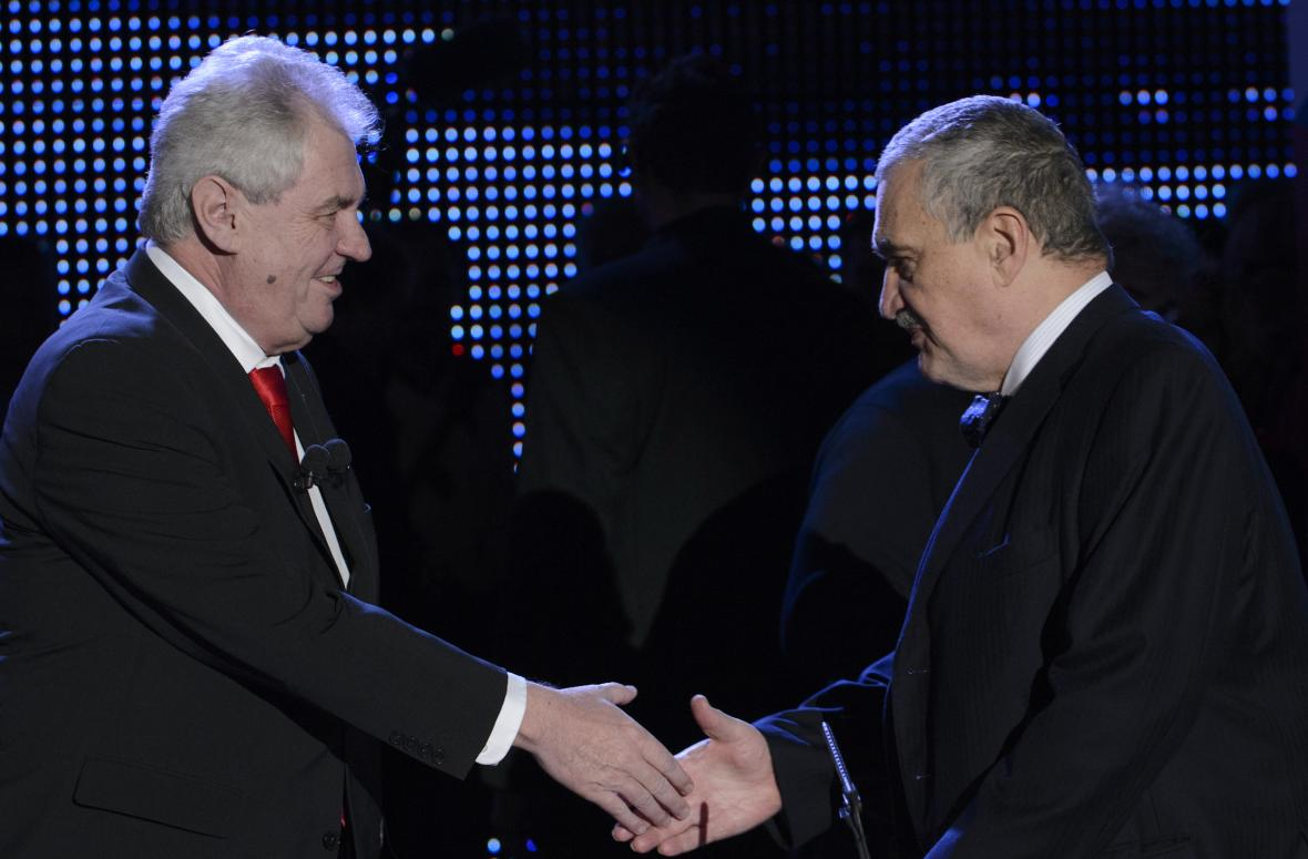 Prezidentské volby v roce 2013