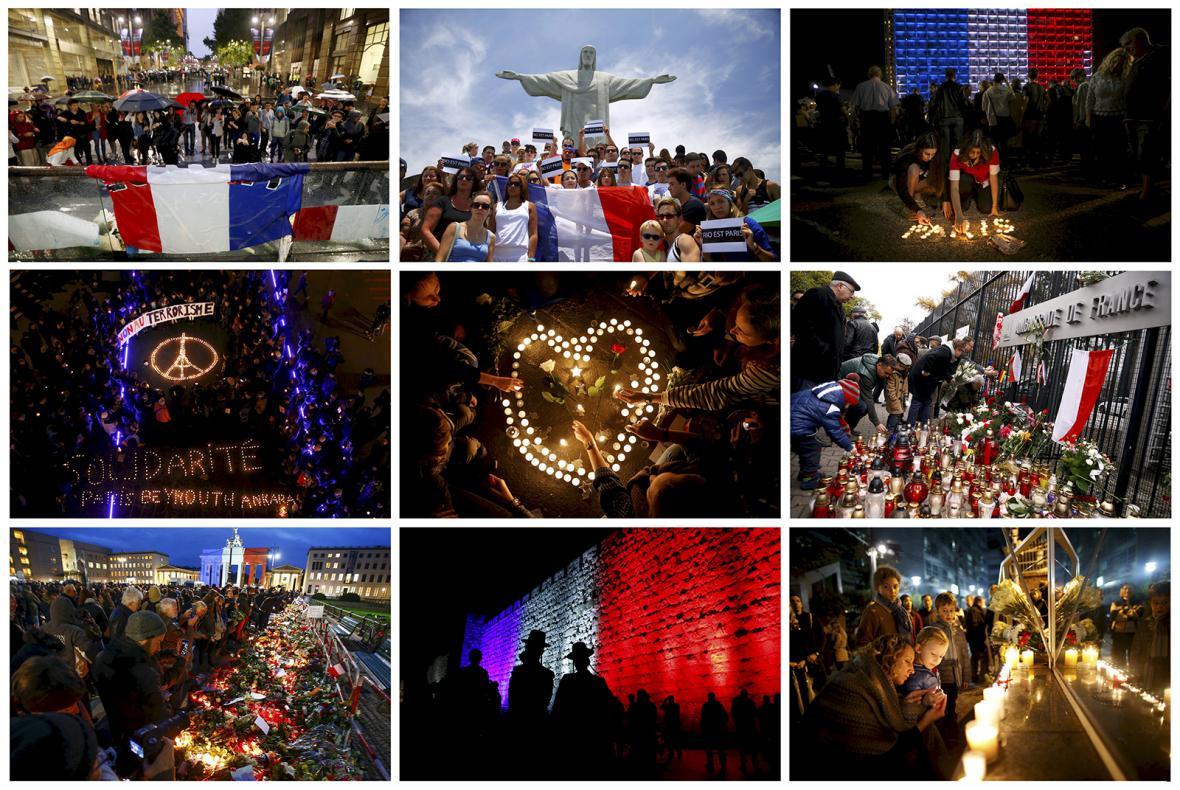 Teroristické útoky v Paříži 2015